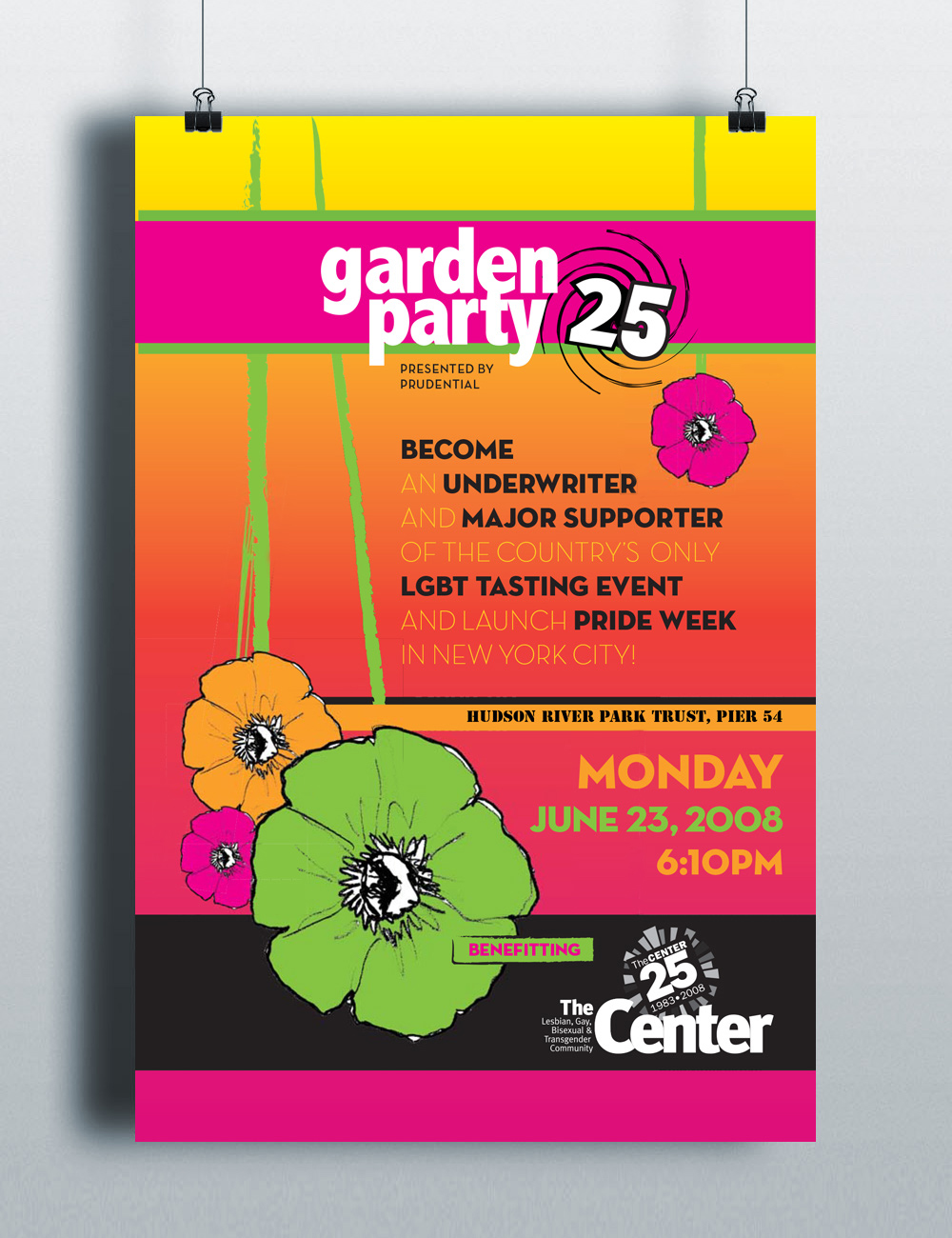 The Center, NYC | Garden Party